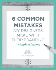 6 Common Mistakes DI
