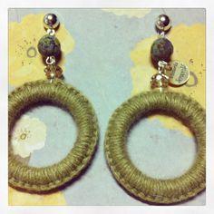 #orecchini#crochet#cachemire