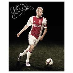 Ajax-photo aluminium Klaassen 40x50cm | Gifts €25 - €50 | Gifts | Ajax shop