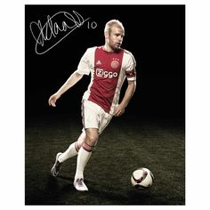 Ajax-photo aluminium Klaassen 40x50cm | Gifts €25 - €50 | Gifts | Ajax shop