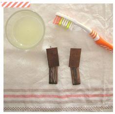 receta para limpiar cobre
