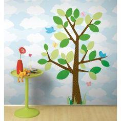 RoomMates RMK1319GM Raumdekor gepunkteter Baum: Amazon.de: Küche & Haushalt