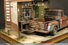 1:24 AMT '57 Chevy Stepside by Akos Szabo