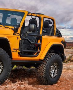 Jeep Wrangler.. Jeep Rubicon, Jeep Wrangler Tj, Jeep Wrangler Unlimited, Jeep Wrangler Accessories, Jeep Accessories, Suv Trucks, Jeep Truck, Orange Jeep, 2 Door Jeep