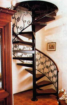 Stairs - traditional - staircase - houston - Indital USA