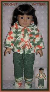 Image Search Results for free crochet patterns for american girl doll clothes