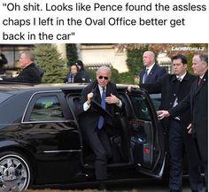 Mean Joe gives no fucks but Dirty Mike got no chill