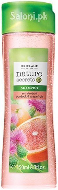 Oriflame Nature Secrets Shampoo Anti-Dandruff with Burdock & Grapefruit 250 ML