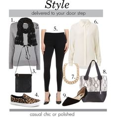 """""""Style- at your doorstep"""" by klasstyle on Polyvore"""