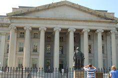 US Treasury Department  ©MCastillo