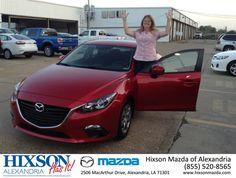 #HappyBirthday to Jo Ellen  from Cutis King at Hixson Mazda of Alexandria!  https://deliverymaxx.com/DealerReviews.aspx?DealerCode=PSKP  #HappyBirthday #HixsonMazdaofAlexandria