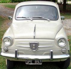 Fiat 600 1966. Todo original.  http://www.arcar.org/fiat-600-1966-53337