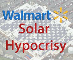 Walmart claims to value clean energy, but they're funding groups that are actively fighting against it. Take action now to put a stop to it!