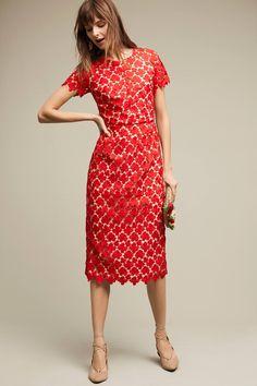 Slide View: 1: Bencie Lace Dress