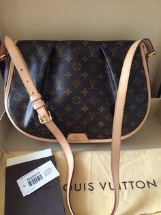 Louis Vuitton Menilmontant MM bag for sale R 8386
