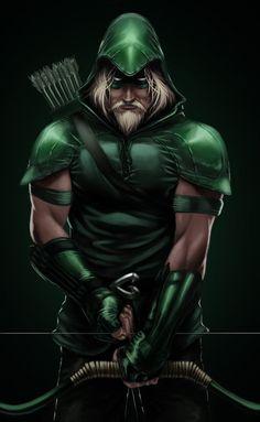 flecha esmeralda