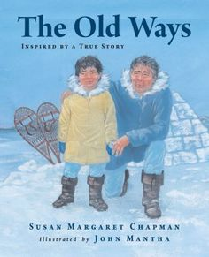 """FICTION:Simon would rather play his video game than learn how to build an igloo with his grandfather or listen to his grandmother's traditional stories, until a blizzard strands him with his grandparents and he learns the value of the """"old ways."""""""
