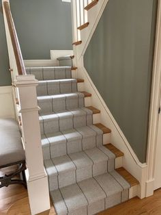 300 Best Stair Runner Round Up Images In 2020 Stair Runner | Solid Color Stair Runners | Modern Stair | Stair Carpet Runner | Washable | Rubber Backed | Self Adhesive