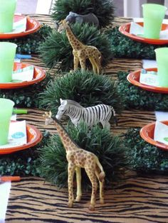 Jungle Themed Party, (Kids Party) www.sassykidsparties.com.au