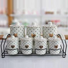 Sugar Storage, Ikea Alex Drawers, Bedroom Bed Design, Cute Kitchen, Easy Home Decor, Dinner Sets, Mugs Set, Kitchen Organization, Kitchen Accessories