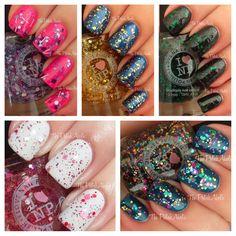 I Love Nail Polish Swatches from ThePolishAholic ♥