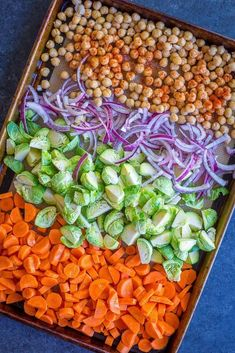 Roasted Vegetable and Chickpea Meal Prep Bowls &; She Likes Food Roasted Vegetable and Chickpea Meal Prep Bowls &; She Likes Food Green Smoothie Gourmet greensmoothiegourmet Healthy Chocolate Recipes Vegan Sheet […] meals prep cleanses Chickpea Recipes, Vegetable Recipes, Vegetarian Recipes, Cooking Recipes, Healthy Recipes, Vegetable Prep, Vegetarian Grilling, Healthy Grilling, Chickpea Ideas