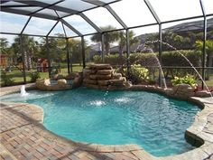 12748 Stone Tower Loop, Fort Myers, FL 33913 — A Wonderful 4 Bedroom 2.5 Bathroom 3 Car Garage Woodford Grand Model Home That Provides Both Large Living and Outdoor Space. The Interior Features Tile Floors, Crown Molding, Decorative Chair Rails, Wood Cabinets, Large Master Suite With Sitting Area, A Balcony That Covers The Back Of The Home From One End To The Other That Is Screened. Walk  in Closet, Plus A Seperate Shower and Tub To Relax In. This Home Also Features A Custom Built Pool With…