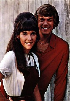 The Carpenters. Karen had a golden voice.