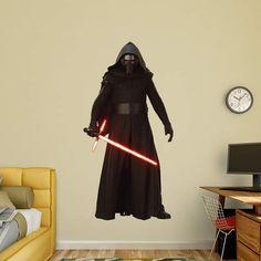 Kylo Ren Star Wars Force Awakens Fathead