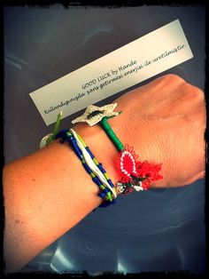 Good Luck by Hande#bracelet