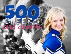 500 Cheers and Chants Cover Page