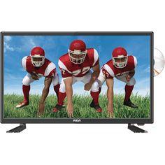 "RCA 19"""" Class HD (720P) LED TV (RTDVD1900) with Built-in DVD Digital ORIGINAL  #RCA"