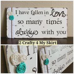 2 Crafty 4 My Skirt: Custom Made Home Decor