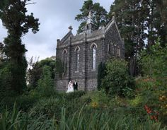 Weddings at The Bluestone Chapel of Montsalvat, Australia's oldest artists' colony in the Melbourne suburb of Eltham, Victoria.