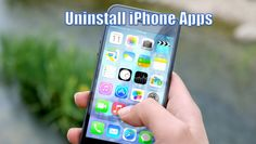 Learn how to uninstall iPhone apps by following the simple steps on this article. Uninstalling apps will allow you to clear iPhone space. Check us out!