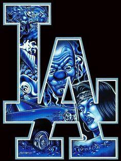 Mas Firme DODGER Blue!!!
