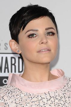 Love, love, love this 60's inspired look on Ginny Goodwin!