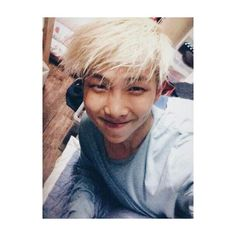 BTS RAP MONSTER ❤ liked on Polyvore featuring bts, anons, bts - namjoon, kim namjoon and kpop