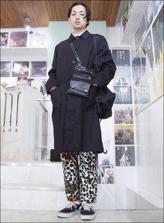 STAFF #OUTFITS : #IRIKI (JAN 17, 2015) https://www.facebook.com/raddlounge/photos/a.329271737103201.87012.281585118538530/905454019484967/?type=1&theater [ BOTTOM ] http://blog.raddlounge.com/?p=30684 #harajuku #streetsnap #style #stylecheck #kawaii #fashionblogger #fashion #shopping #menswear #clothing #wishlist #brandnew #henrikvibskov #tbyalexanderwang #itokawafilm #vans