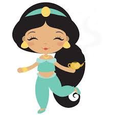 Resultado de imagem para clipart personagens da jasmine