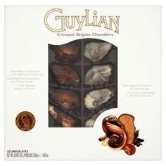 Guylian Belgian Chocolate Praline Seashells Gift Box