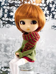 Holly, an outfit for pullip dolls {by mimiville on etsy}