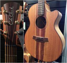 Cole Clark Guitars CCAN2EC-MMAH grand auditorium