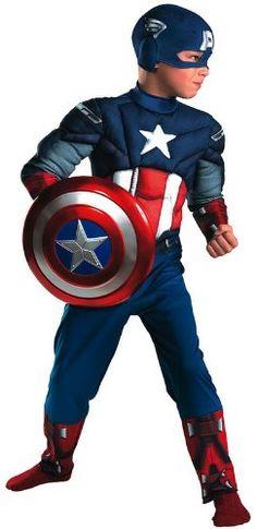 captain america match halloween costumes boys fltr