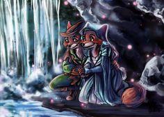 Blame the 1st: Disney Sunday: Robin Hood Fan Art (Belated) Friday