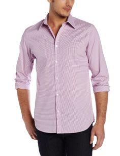 T2~ Long Sleeve Mini Check Shirt