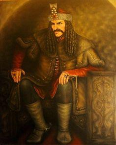 Vlad III Dracula on his throne. Vlad El Empalador, Order Of The Dragon, Eslava, Werewolf Hunter, Hellsing Alucard, Coppola, Vlad The Impaler, Count Dracula, Royal Blood
