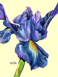 Vivid Illusions in Watercolor