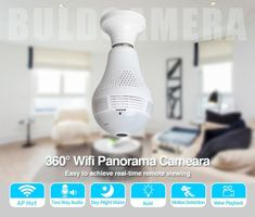 960P Fisheye Ip Wireless Wifi Camera