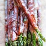 Permalink to: Prosciutto Wrapped Asparagus